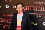 Manuel Fuestes. Premiere Amanecer-Parte I en Barcelona.