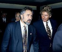 FILE PHOTO -  John Parizella in 1995<br /> <br /> PHOTO :   Agence quebec Presse
