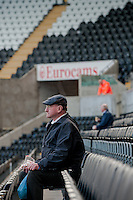 SWANSEA, WALES - APRIL 04: prior to the Premier League match between Swansea City and Hull City at Liberty Stadium on April 04, 2015 in Swansea, Wales.  (photo by Athena Pictures)