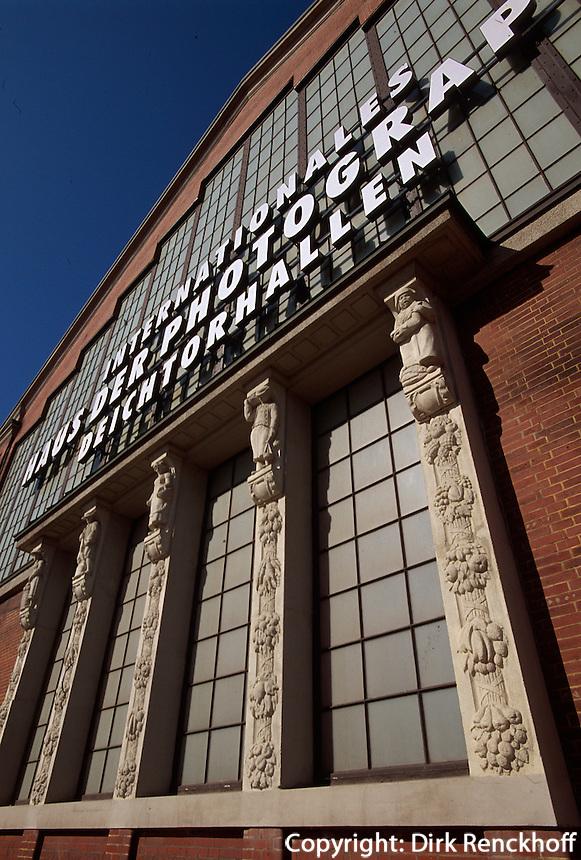 Deutschland, Hamburg, Deichtorhallen