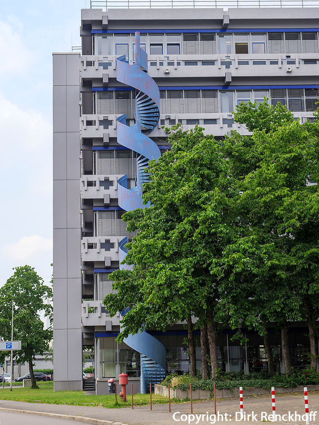 Universität, Mannheim, Baden-Württemberg, Deutschland, Europa<br /> University, Mannheim, Baden-Wuerttemberg, Germany, Europe