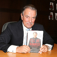 "LOS ANGELES - FEB 13:  Eric Braeden at the ""I'll Be Damned"" Book Signing at Barnes & Noble at The Grove on February 13, 2017 in Los Angeles, CA"