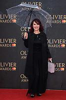 Arlene Phillips<br /> arriving for the Olivier Awards 2018 at the Royal Albert Hall, London<br /> <br /> ©Ash Knotek  D3392  08/04/2018