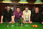Simon Moroney Memorial Pool Tournament 2010