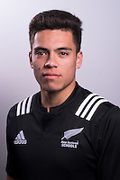 Ciarahn Matoe. The 2016 New Zealand Schools rugby union team headshots at King's College, Auckland, New Zealand on Friday, 30 September 2016. Photo: Dave Lintott / lintottphoto.co.nz