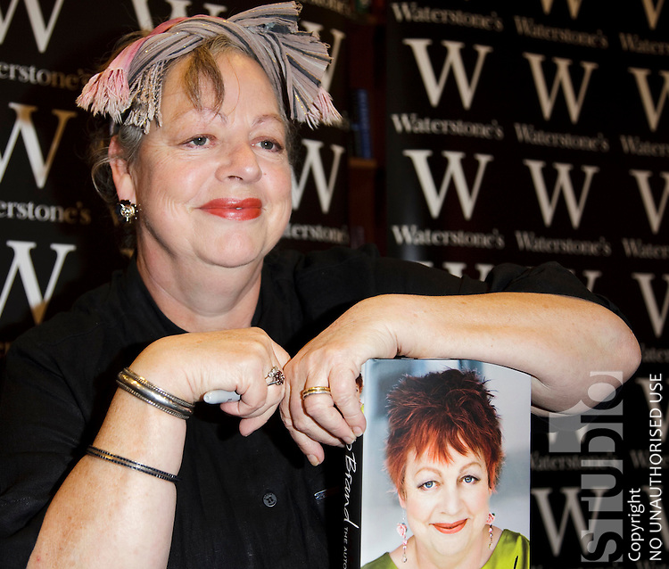 Jo Brand Book Signing