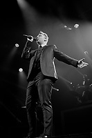 Sam Smith en spectacle, janvier 2015<br /> <br /> PHOTO : Agence Quebec Presse