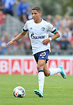 10.08.2019,  GER; DFB Pokal, SV Drochtersen/Assel vs FC Schalke 04 ,DFL REGULATIONS PROHIBIT ANY USE OF PHOTOGRAPHS AS IMAGE SEQUENCES AND/OR QUASI-VIDEO, im Bild Einzelaktion Hochformat Amine Harit (Schalke #25) Foto © nordphoto / Witke