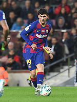 Carles Alena <br /> 07/12/2019 <br /> Barcelona - Maiorca<br /> Calcio La Liga 2019/2020 <br /> Photo Paco Largo Panoramic/insidefoto <br /> ITALY ONLY