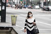 20.03.2020 - Coronavírus crise av Paulista em SP