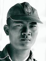 Soldat, Thailand 1972