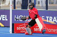 Grace O'Hanlon during the Pro League Hockey match between the Blacksticks women and Argentina, Nga Punawai, Christchurch, New Zealand, Sunday 1 March 2020. Photo: Simon Watts/www.bwmedia.co.nz