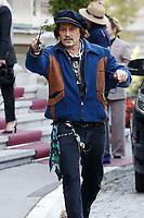 Johnny Depp In Serbia