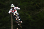 UCI 2021 Mountain Bike Cross Country World  Championships   in Commezzadura on August 29, 2021. Downhill fnal, Danny Hart (GBR)