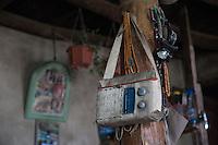 Norboo's Radio at Ulley, Ladakh