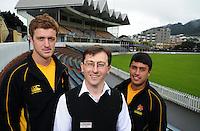 111028 Cricket Wellington Sponsorship