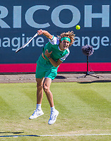 Den Bosch, Netherlands, 13 June, 2017, Tennis, Ricoh Open, Alexander Zverev (GER)<br /> Photo: Henk Koster/tennisimages.com
