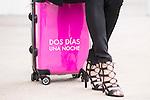 """TV host Susanna Griso, present his new tv program """" Dos dias una noche"""" in Madrid February 11, 2016<br /> (ALTERPHOTOS/BorjaB.Hojas)"""