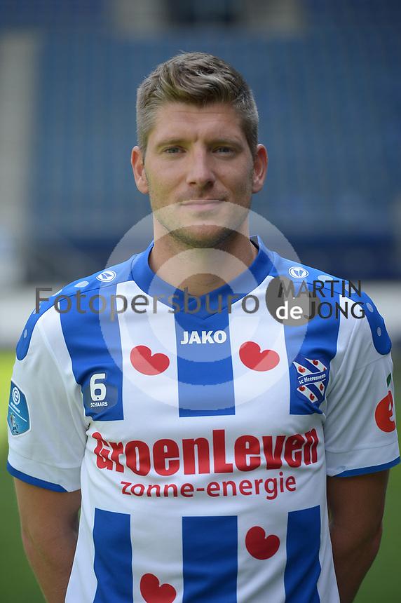 VOETBAL: HEERENVEEN: 17-07-2018, Abe Lenstra Stadion, SC Heerenveen Teampresentatie Pers, ©foto Martin de Jong