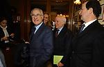 """GIUSEPPE GARGANI<br /> 75° COMPLEANNO DI LINO JANNUZZI - """"DA FORTUNATO AL PANTHEON"""" ROMA 2003"""