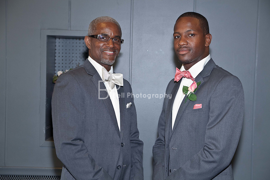 The Father of the Bride and the Best Man