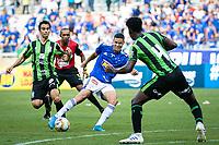 Belo Horizonte (MG), 09/02/2020- Cruzeiro-America - Roberson - partida entre Cruzeiro e America, válida pela 5a rodada do Campeonato Mineiro no Estadio Mineirão em Belo Horizonte neste domingo (09)