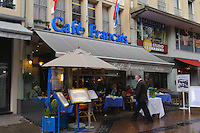Hotel Francais, 14, place d'Armes, Stadt Luxemburg, Luxemburg