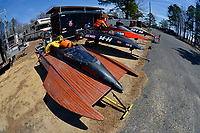 The Michigan Quartet... 1-M, 14-H, 18-M, 191-M       (Outboard Hydroplanes)