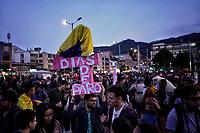 Paro Nacional 24 Noviembre 2019, Cuarto Día / National Strike 24 November 2019, Fourth Day. Colombia