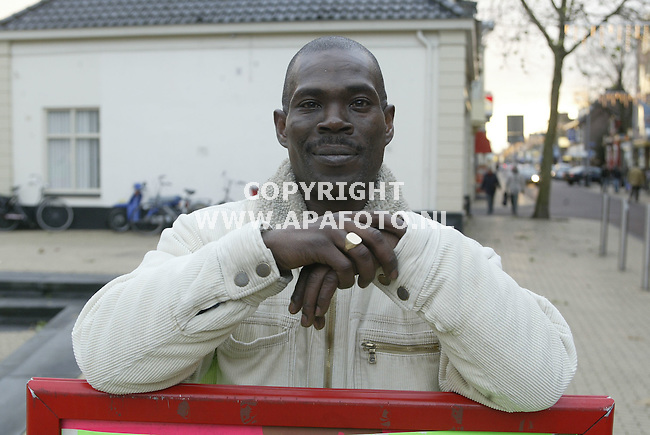 Apeldoorn, 141205<br />Fransisco Giersthoeven, een held van 2005<br />Foto: Sjef Prins - APA Foto