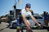 Michael Albasini (SUI/Orica-GreenEDGE)<br /> <br /> 2014 Tour de France<br /> stage 12: Bourg-en-Bresse - Saint-Etiènne (185km)