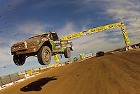 9-11 December 2011, Chandler, Arizona, USA Johnny Greaves, Toyota Tundra ©2011, Mark J. Rebilas