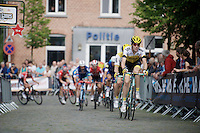some pavé for the riders<br /> <br /> Heistse Pijl 2016