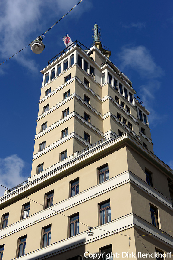 Hotel Torni, Helsinki, Finnland