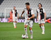 Calcio, Serie A: Juventus - Lazio, Allianz Stadium, July 20, 2020.<br /> Juventus' Cristiano Ronaldo in action during the Italian Serie A football match between Juventus and Lazio at the Allianz stadium in Turin, July 20, 2020.<br /> UPDATE IMAGES PRESS/Isabella Bonotto