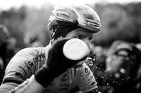 Rui Costa (POR/Lampre-Merida) after finishing 3rd at the 102nd Liège-Bastogne-Liège 2016
