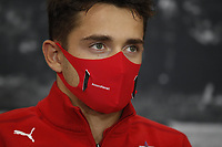 27th August 2020, Spa Francorhamps, Belgium, F1  Grand Prix of Belgium Motorsports: FIA Formula One World Championship 2020, Grand Prix of Belgium, 16 Charles Leclerc MCO, Scuderia Ferrari Mission Winnow