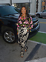 MIAMI BEACH, FL - JULY 18: Garcelle Beauvais is seen arriving at Mila Restaurant on July 18, 2021 in Miami Beach, Florida. ( Photo by Vallery Jean / jlnphotography.com )