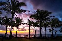 Sunset clouds and ocean off Kohala coast. Hawii, The big Islandsunset, sunsets, sunsetting, sunlight, evening, evenings, <br />evening sun,morning,mornings,morning sun, sunrise, sunrises, sunrising,sun,cloud,clouds,sundown,sundowns,<br />dawn,dusk,heaven,heavens, mood,moody,dramatic,<br />sky,skies,storm,stormy,colorful,first light,daybreak,dawning,break of day,sun-up,sun up,first light,twilight,dusk,<br /><br />inspiration,inspirational, orange sunset,red sunset,purple sunset, orange sky,, picnic,bench,palm trees,ocean,oceans,oceanic,sea,seas,seascape,<br /> seascapes,beach,beaches,coast,surf,<br /> coastline,coastlines,coast line,coast lines,coastal,shore,shores,shoreline,shorelines,<br /> shore line,shore lines,beachshore,seashore,<br /> sea shore,body of water,seaside,waterfront,coastal region