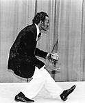 Chuck Berry 1981 American Music Awards.© Chris Walter.