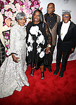 Cicely Tyson, LaTanya Richardson Jackson, Samuel L. Jackson and  and Spike Lee attends the 2016 American Theatre Wing Gala honoring Cicely Tyson at the Plaza Hotel on September 22, 2016 in New York City.