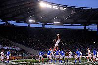 """.Roma 11/20/2012 Stadio """"Olimpico"""".Rugby 6 Nations Tournament - Torneo delle 6 Nazioni 2012.Italia Vs Inghilterra - Italy Vs England .Foto Insidefoto Andrea Staccioli"""