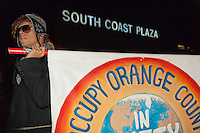 Occupy Orange County - Black Friday March