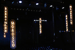 """Stage and set during the Manhattan Concert Productions 25th Anniversary concert performance of """"Crazy for You"""" at David Geffen Hall, Lincoln Center on February 19, 2017 in New York City."""