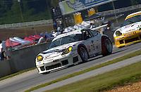 #75  Gunner Racing  Porsche  class: GT