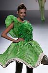 03.09.2012. Models walk the runway in the Eva Soto Conde fashion show during the EGO Mercedes-Benz Fashion Week Madrid Spring/Summer 2013 at Ifema. (Alterphotos/Marta Gonzalez)