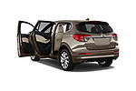 Car images of 2018 Buick Envision Premium-II-AWD 5 Door SUV Doors