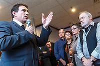 Le depute pequiste Pierre-Karl Peladeau, decembre 2014<br /> <br />  <br /> PHOTO : <br /> - Agence Quebec presse