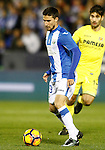 CD Leganes' Omar Ramos during La Liga match. December 3,2016. (ALTERPHOTOS/Acero)