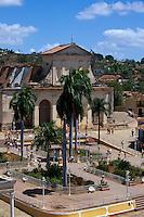Cuba, Iglesia Parroquial de la Santissima in Trinidad, Provinz Sancti Spiritus, Unesco-Weltkulturerbe